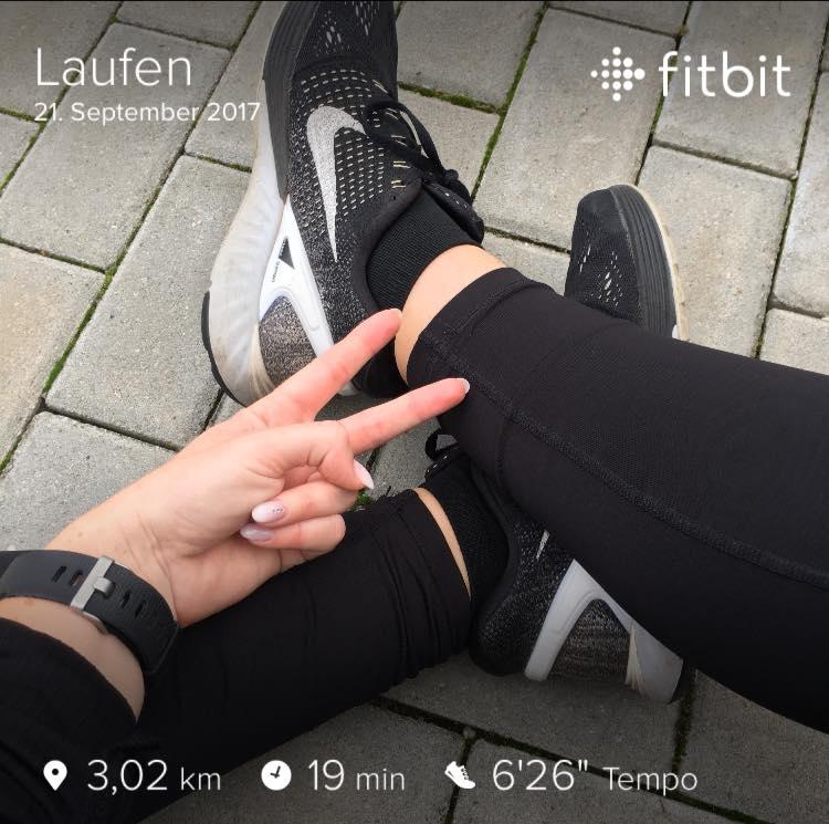 Run4U Woche 1