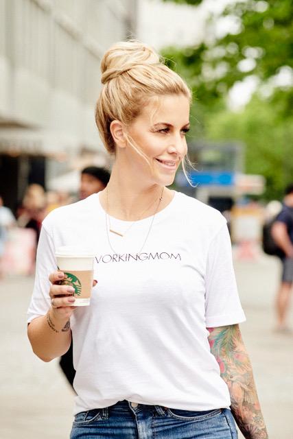 Charlottes erste T-Shirt-Kollektion ist da!!!