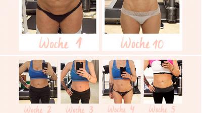 Endlich fit… nach der Schwangerschaft zurück zur Bestform