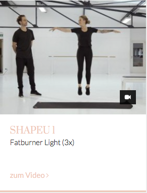 … 2.640 Stunden Training mit ShapeU in 2017