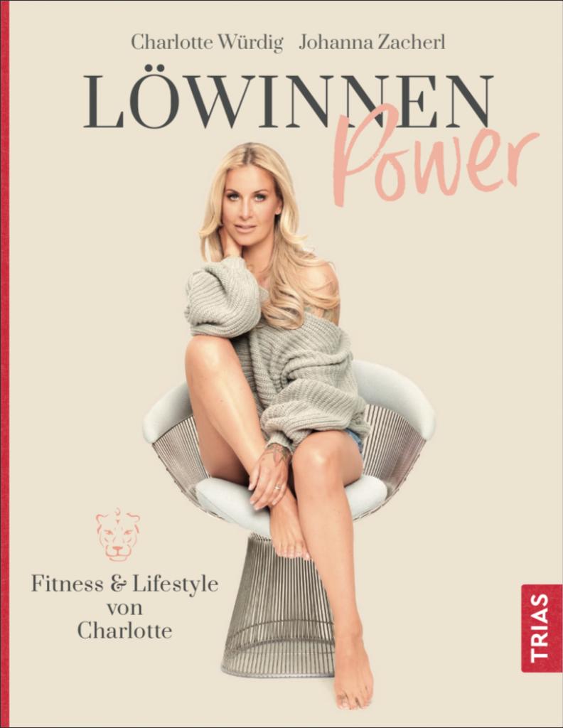 Löwinnen-Power – mein Buch ist Programm