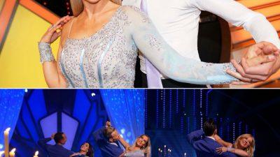 """Let´s Dance – Unsere """"Elsa"""""""