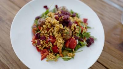 Schneller Bulgur Salat