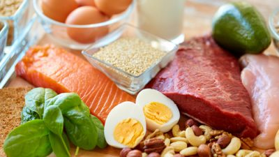 Ist zu viel Eiweiß ungesund?