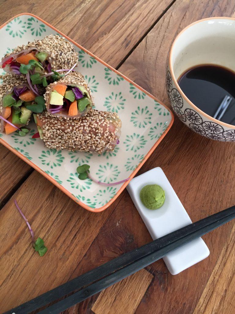 Kleines Mittagessen
