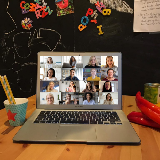 Erstes Online-Live-Treffen: So war es!