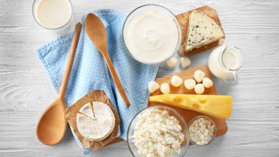 Milchprodukte & die Auswirkungen
