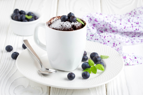 Schoko-Mug-Cake