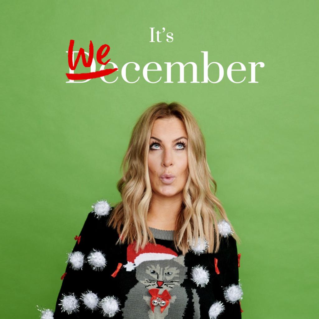 It's WEcember!