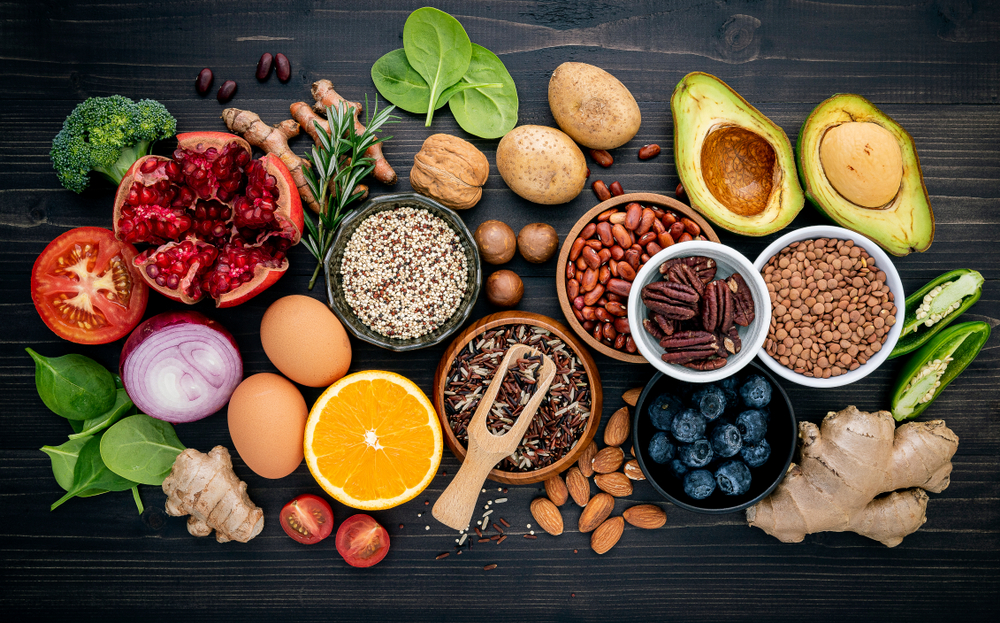 Superfood als Immunsystem-Booster
