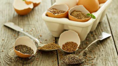 Eier ersetzen in der veganen Küche